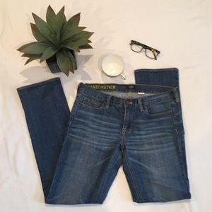J Crew Women's Matchstick Jeans